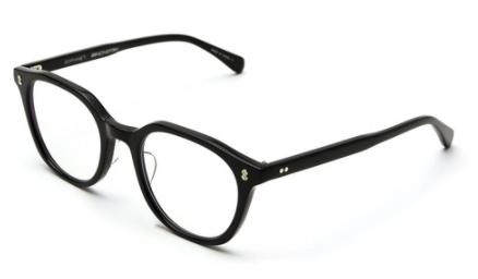 金子眼鏡1