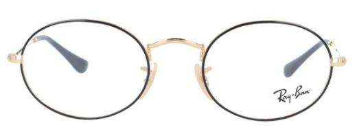 似合うメガネ,オーバルメガネ