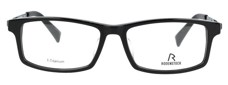 似合うメガネスクウェアメガネ