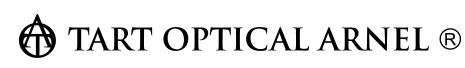 TART OPTICAL ARNELロゴ