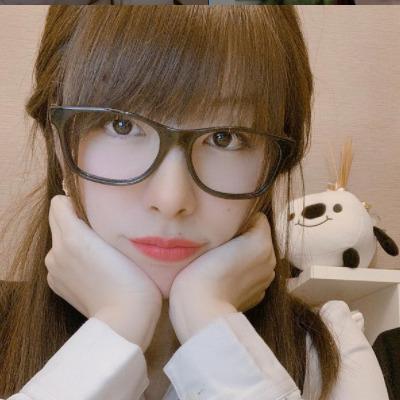 ふじこさんのメガネ着用画像002