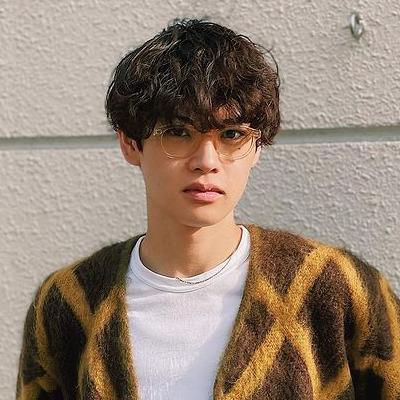 井川 昂紀さん メガネ写真1