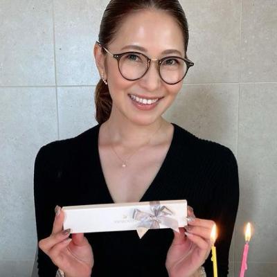 松田 有紀子さんのメガネ着用画像001