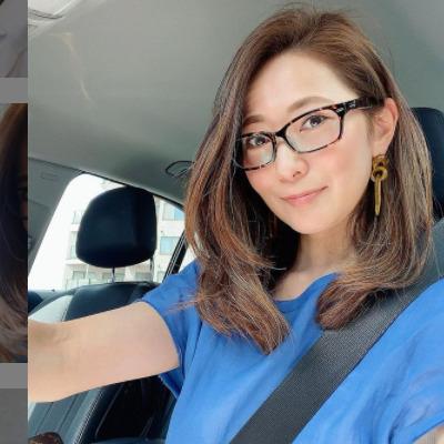 松田 有紀子さんのメガネ着用画像003